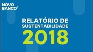 NOVO BANCO Relatório De Sustentabilidade 2018