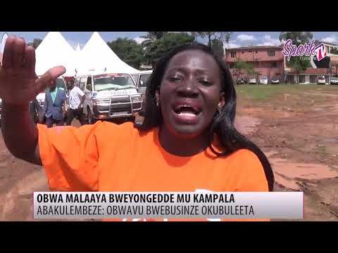 Omuwendo gwabakyala abeetunda gweyongedde mu Kampala