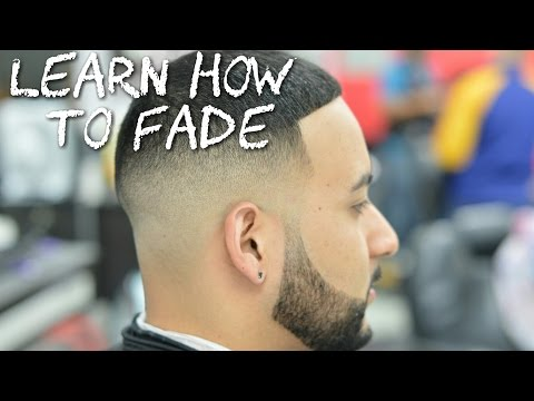 HOW TO FADE HAIR! Bald Fade Barber Tutorial