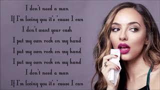 Little Mix ~ Joan Of Arc ~ Lyrics