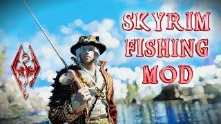 Simple Fishing Mod - SKYRIM SMS