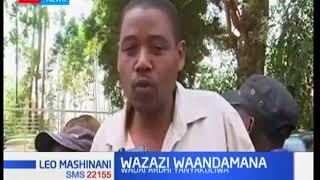 Wazazi wa shule ya msingi ya Kigumo waandamana kulalamikia unyakuzi wa ardhi