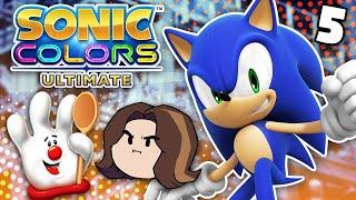 HAMburger HELPer Lends a HELPing HAnd - Sonic Colors Ultimate
