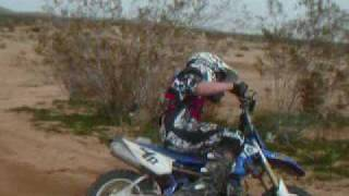 "Dirt bikes- California City   ""Reconsider Everything""  311"