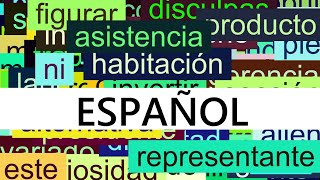 3000+CommonSpanishWordswithPronunciation