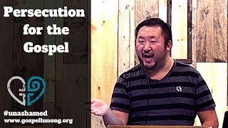 Persecution for the Gospel