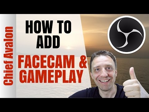 Download How To Livestream With Obs Add Facecam And Gameplay