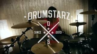 Dope - Move It (Drumcover by Liza Yurina)