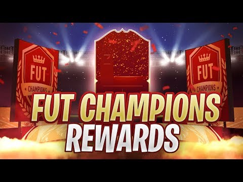 FUT Champs & Div Rival Rewards Live - Ronaldo Anyone?? - Fifa 20