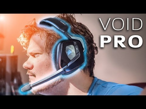Corsair VOID Pro RGB – A Wireless Gaming Headset Done Right?