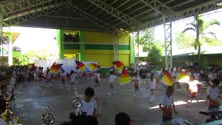 TNHS Drum And Lyre Band Competition 2018 CHAMPION (Magliyab Group 2)