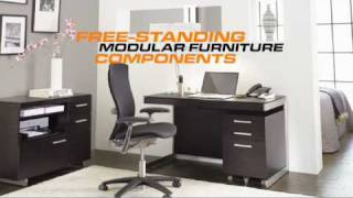 SEQUEL OFFICE From BDI - Innovative Office Furniture Collection