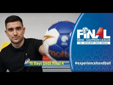 15 days until 8th SEHA Final 4