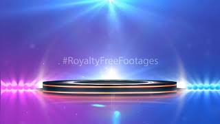 stage background video effects   stage light overlay   stage light effect   product background video