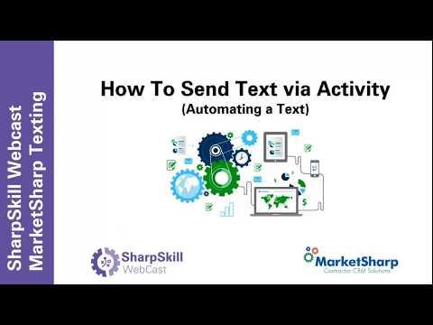 SharpSkill - MarketSharp Texting