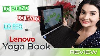 Lenovo yoga book review en español (análisis y opiniones) ¿ La mejor tablet ?