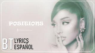Ariana Grande - love language (Lyrics + Español) Audio Official