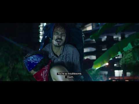 """""""Bai..Tolonglah sangkut.."""" - Along Cham - Tiada Tajuk Movie Clip"""