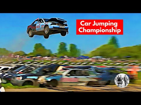 Flying Cars - Car Jumping Championships 2018