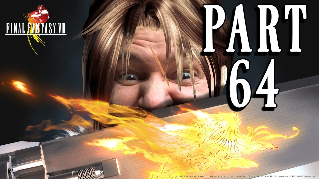 Final Fantasy VIII – Part 64: Bonus mit Cheats und Käse
