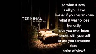 Terminal - Dark lyrics