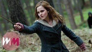 十大赫敏的经典片段 Top 10 Best Hermione Granger Moments