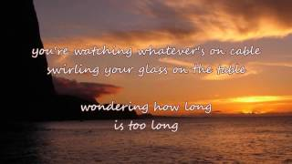 Alan Jackson - The One You're Waitin' On (with lyrics)