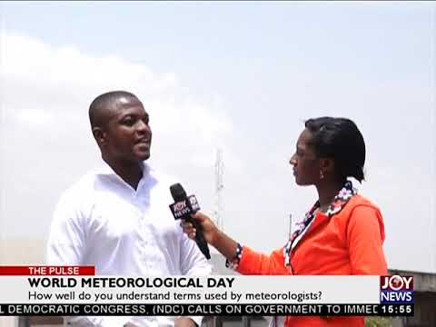 World Meteorolgical Day - The Pulse on Joy News (23-3-18)