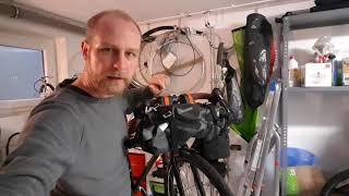 Bikepacking Taschen Anbringen: Ortlieb Handlebar Bag, Accessory bag & Stem Bag