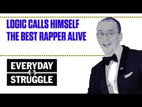Logic Calls Himself the Best Rapper Alive | Everyday Struggle