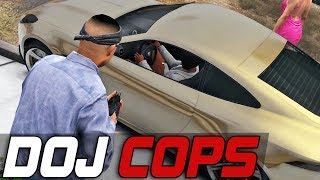 Dept. of Justice Cops #431 - Body Count