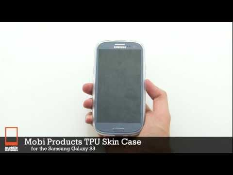 Mobi Products TPU Skin Case for Samsung Galaxy S3