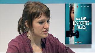Présentation du thriller Les petites filles par Julie Ewa