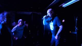 Angelic Upstarts 02 You're Nicked (The Pipeline Bar London 05/09/2015)