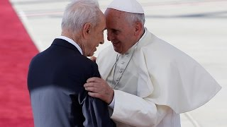 Pope remembers Shimon Peres – Perspectives Sept 28, 2016