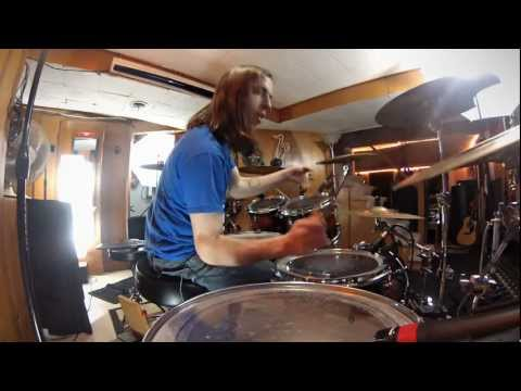 """Lady Gaga - """"Bad Romance"""" Colton Dixon Version - Drums by Chris by (DRUM COVER)"""