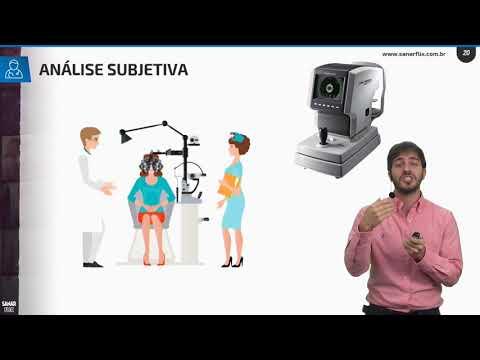 Tabel de testare a viziunii astigmatismului