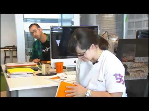 Veure vídeoSíndrome de Down: Tipografia Anna Vives
