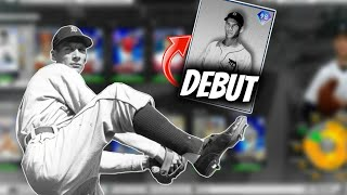 *98* Hal Newhouser Debut! My Opponent Has 99 Mickey Mantle! MLB The Show 20 Diamond Dynasty