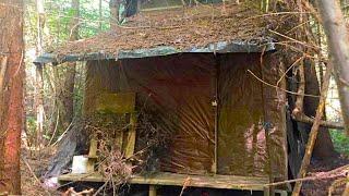 Лесник нашел загадочную хижину в лесу. Когда он вошёл внутрь, его ожидал огромный сюрприз