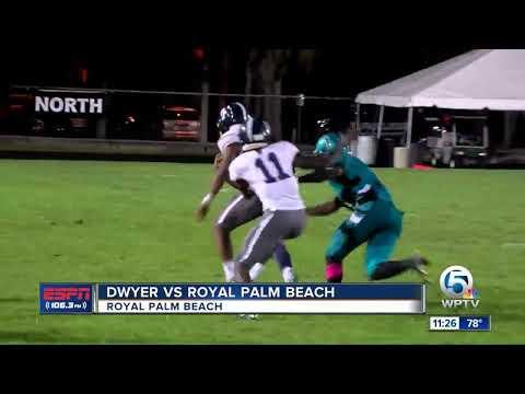 Dwyer vs Royal Palm
