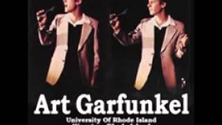 Art Garfunkel All I Know Live 1977