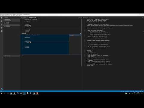 textX language server