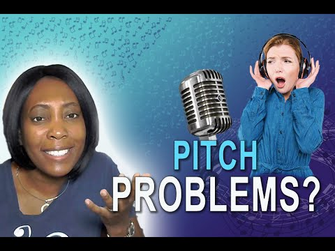 A simple tip to help solve those pitch problems.