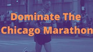 2020 Chicago Marathon [Bank of America]: 10 Tips To PR