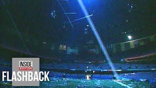 Inside New Orleans' Superdome Days After Hurricane Katrina