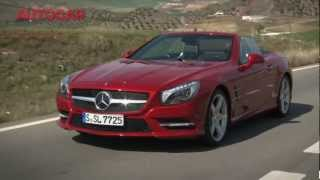 [Autocar] Mercedes SL video review