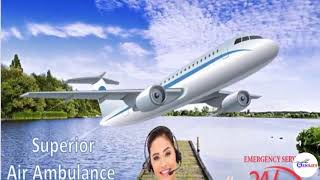 Medilift Air Ambulance Service in Delhi – Advanced Medical Facility