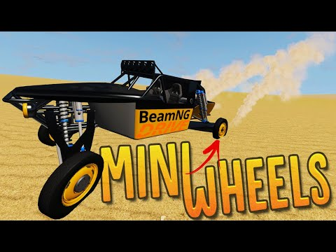 Designing Vehicles So Dumb They Shouldn't Work In BeamNG Drive