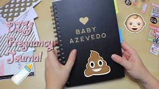 DIY Pregnancy Journal